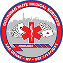 Guardian Elite Medical Services – Training Courses – EMT / CPR / First Aid / Wilderness First Aid Logo